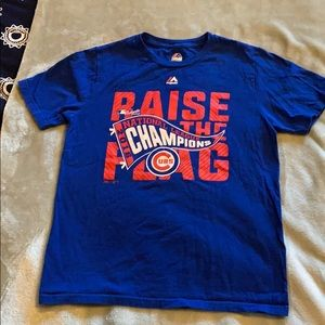 Cubs Shirt From the Championship Winning Game 2016